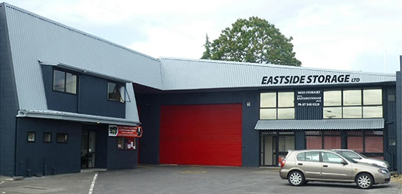 Secure Storage Rotorua - EastsideStorage.co.nz