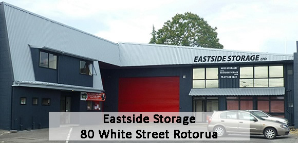Secure Storage Rotorua Eastside Storage